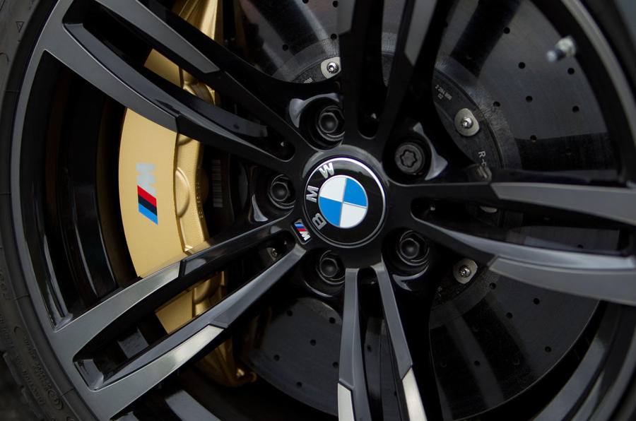19in BMW M4 forged alloys