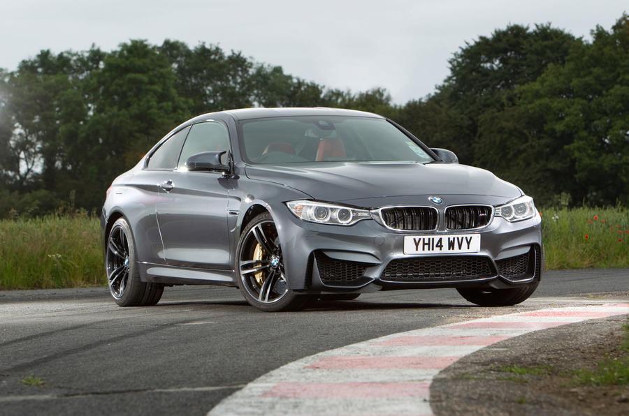 4 star BMW M4