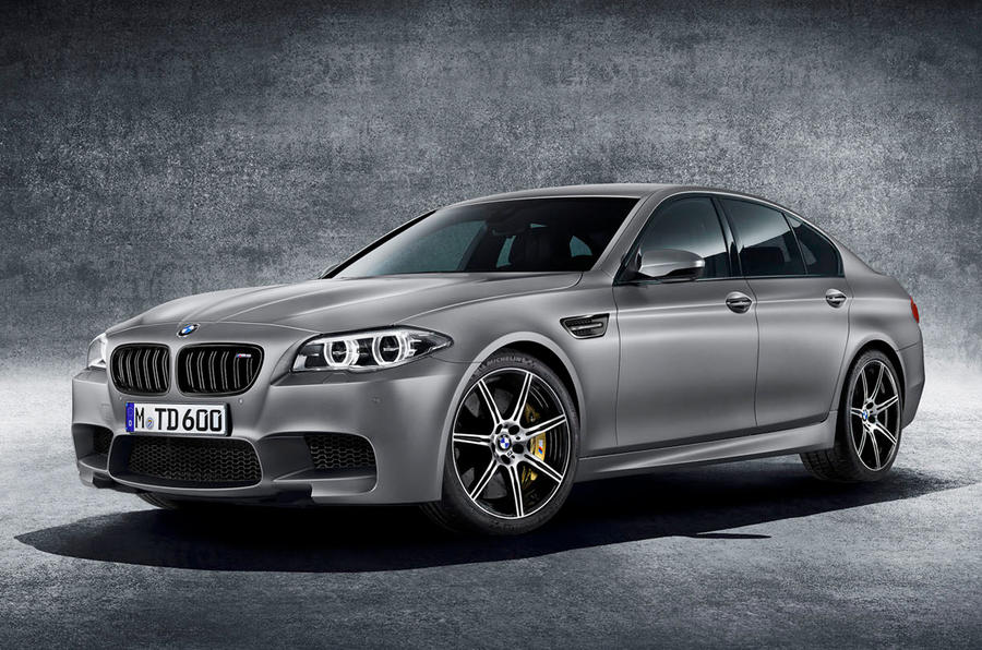 BMW M5 30 Years anniversary edition revealed