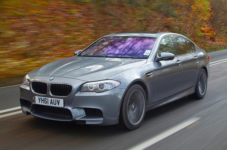 BMW 5 Series-inspired M5