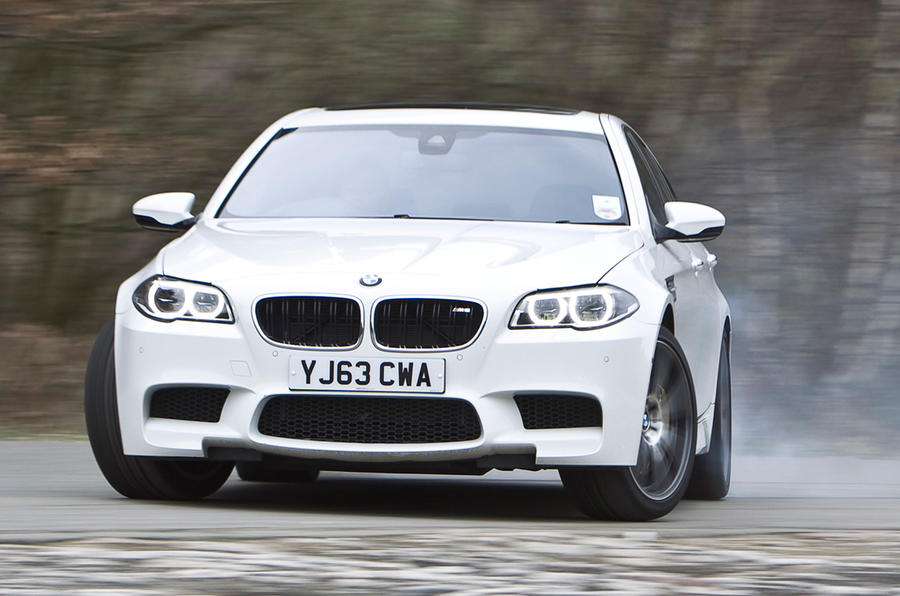 Bmw M5 Competition Pack First Drive