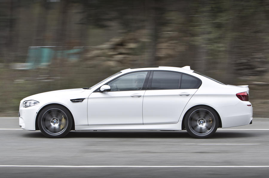 155mph BMW M5 Competition Pack