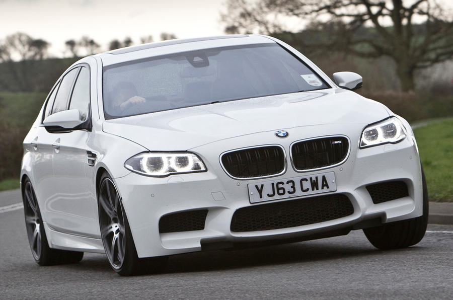 552bhp BMW M5 Competition Pack