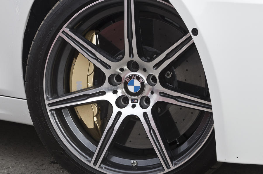 20in BMW M5 Competition Pack alloys