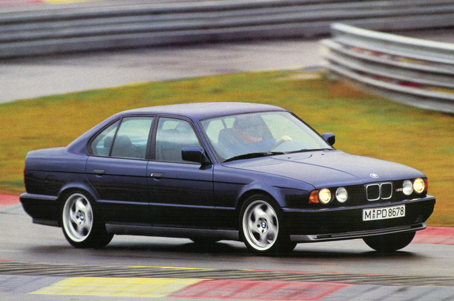 History of BMW M - picture special