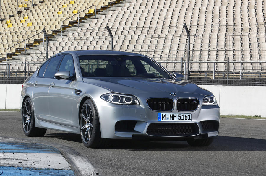 Facelifted BMW M5 revealed