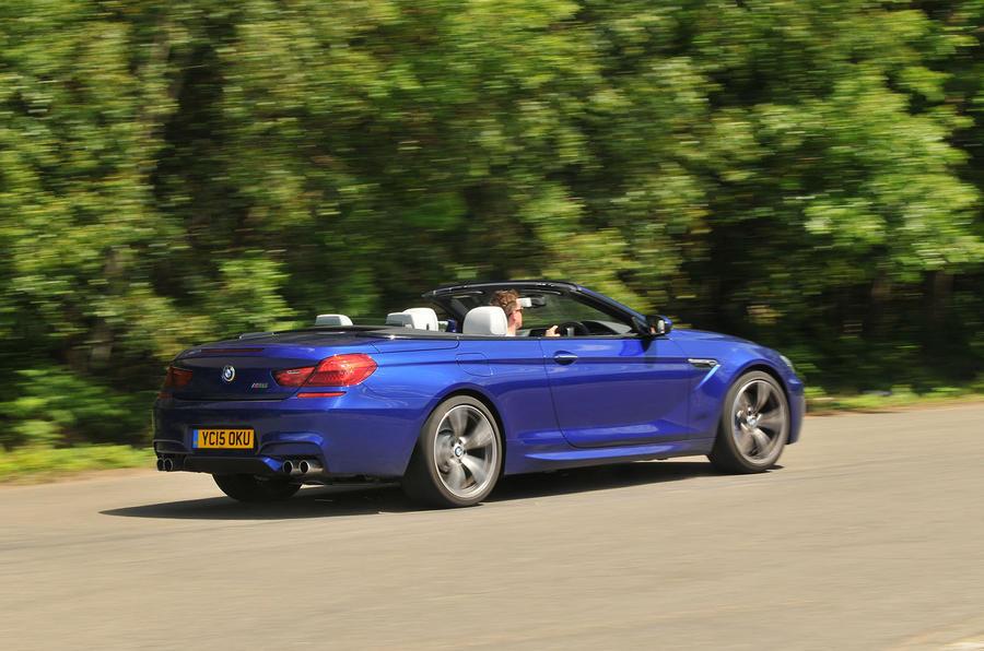 £97,600 BMW M6 Cabriolet