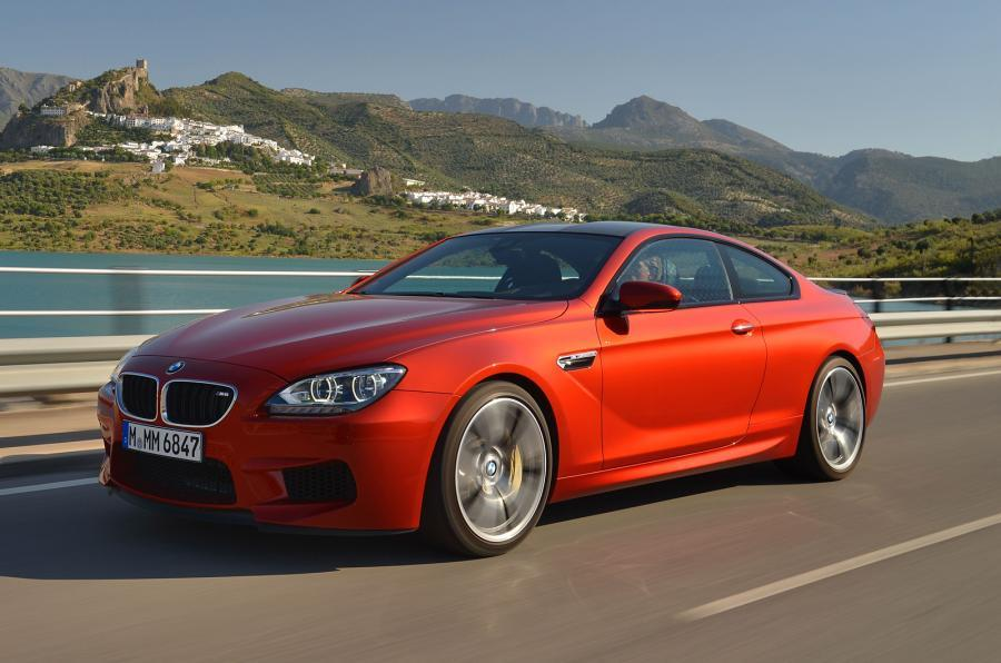 bmw m6 coupe review  2016