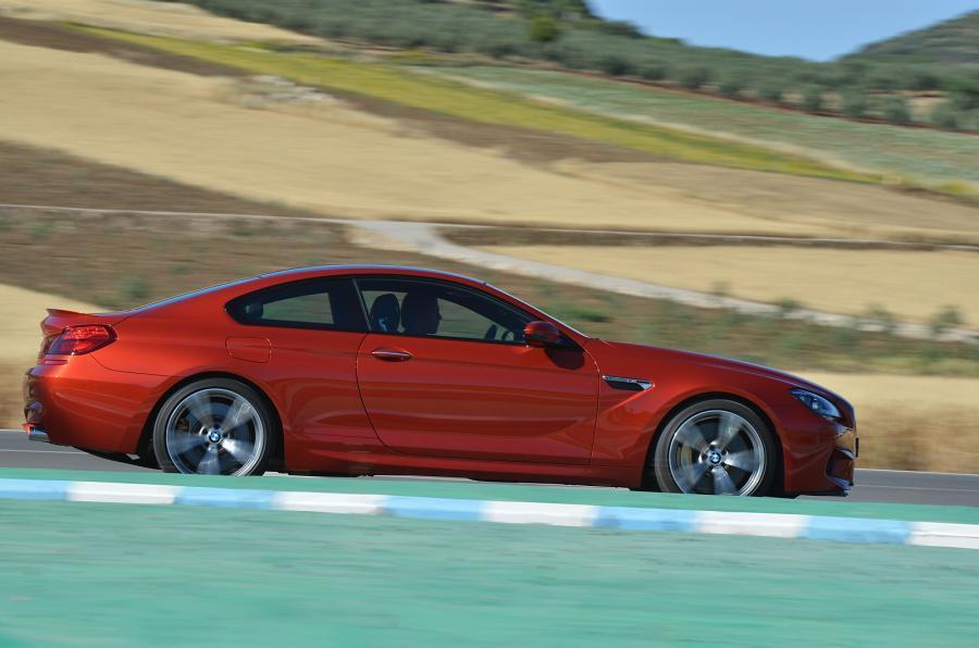 3 star BMW M6 Coupé