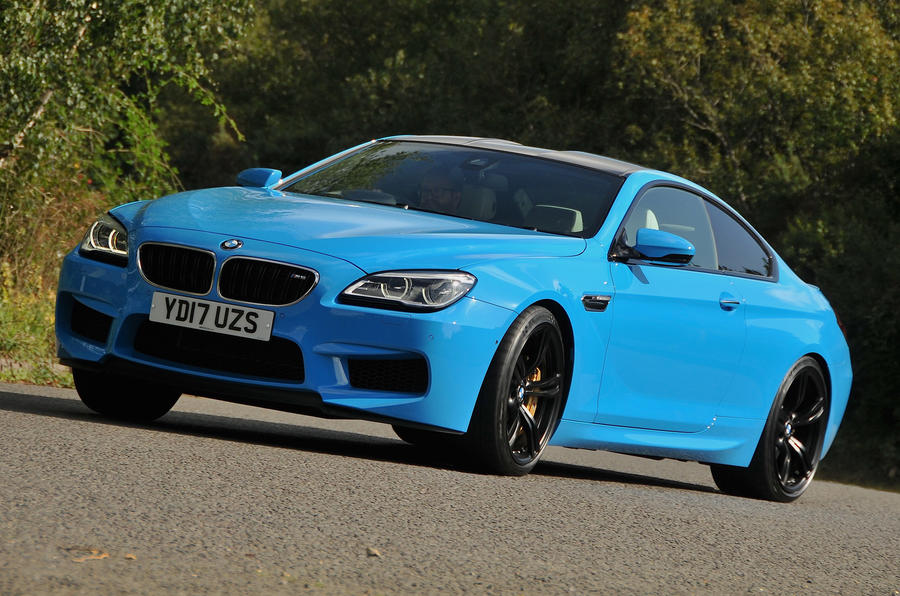 Bmw M6 Review 2018 Autocar