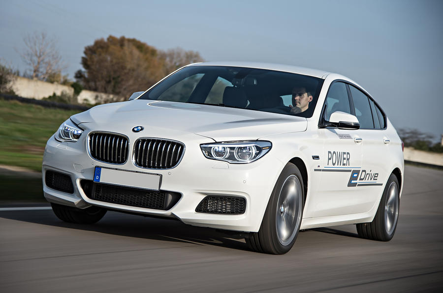 BMW's 'Tesla-killer' – first ride in the new Power eDrive plug-in hybrid