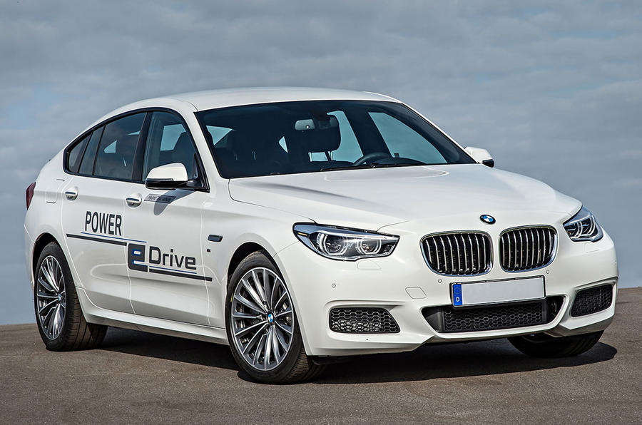 BMW reveals new Power eDrive plug-in hybrid system