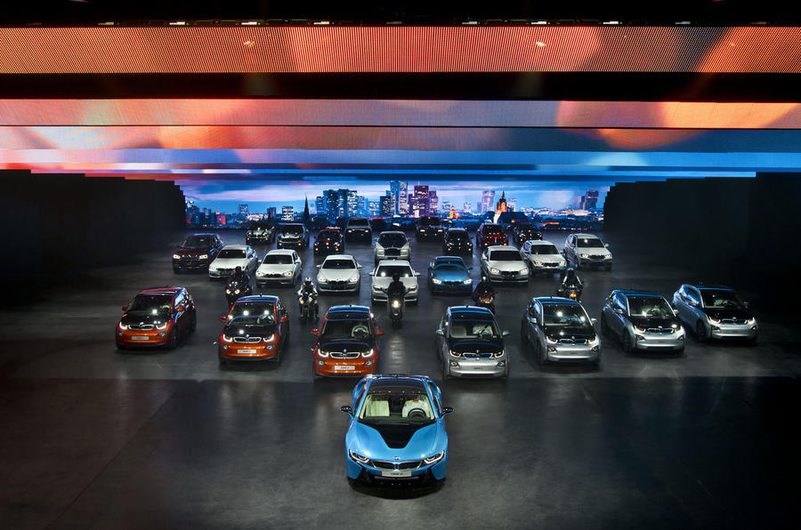 New sales records for BMW