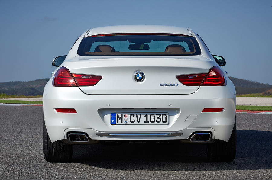Perfect Facelifted BMW 6 Series And M6 Revealed