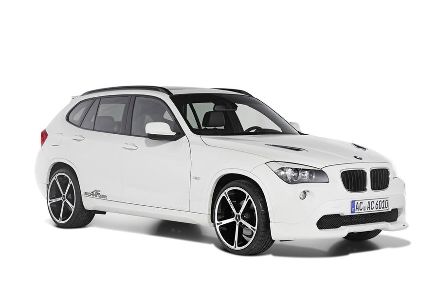BMW X1 AC Schnitzer launched