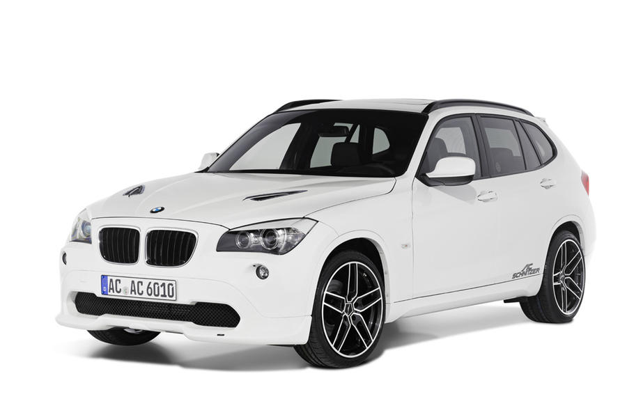 bmw x1 ac schnitzer launched autocar. Black Bedroom Furniture Sets. Home Design Ideas