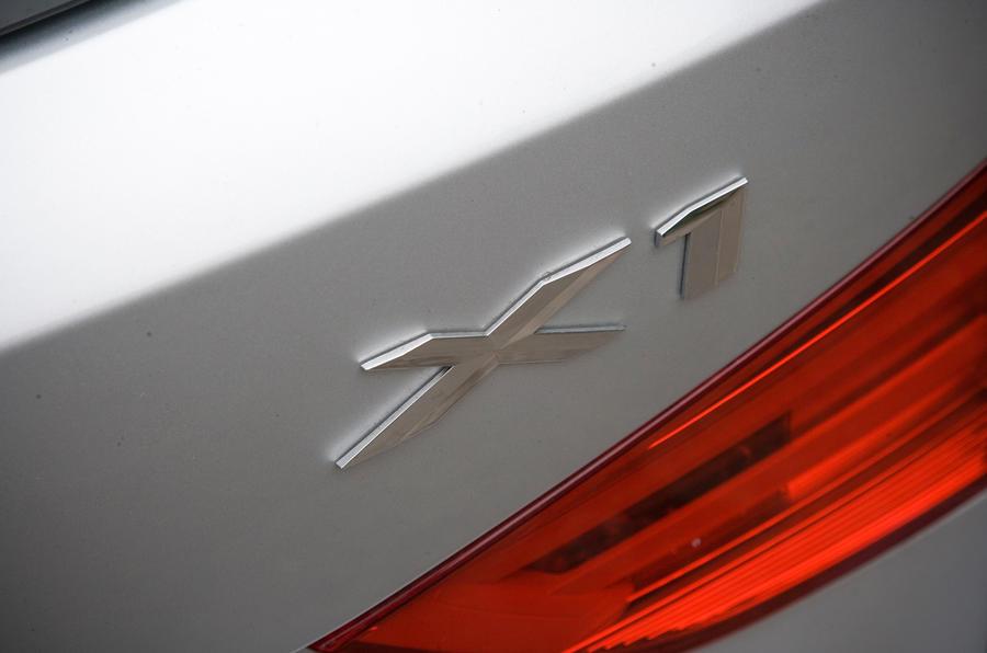 BMW X1 rear light
