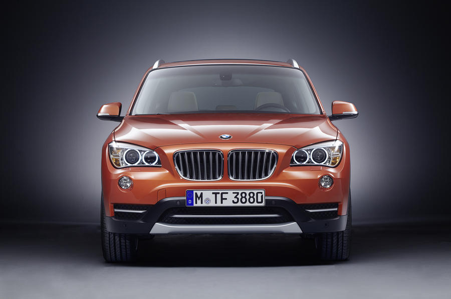New York show: BMW X1 facelift