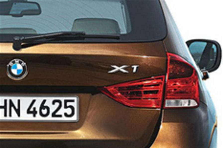 Official BMW X1 teasers