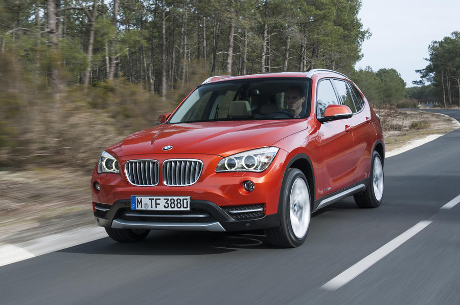 Facelifted BMW X1 from £24,660
