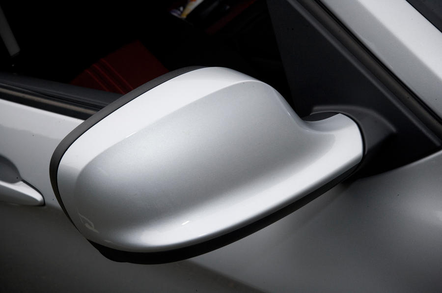 BMW X1 wing mirror