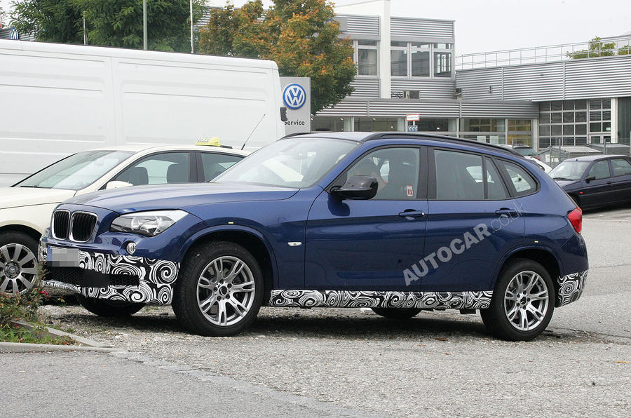 bmw x1 m sport uncovered autocar. Black Bedroom Furniture Sets. Home Design Ideas