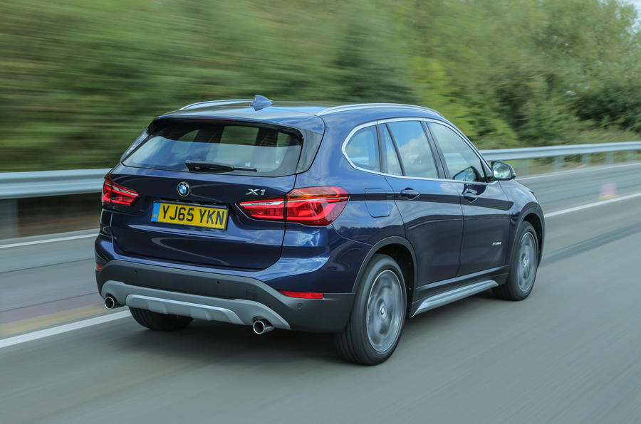 The original BMW X1 notched up global sales of 730k vehicles