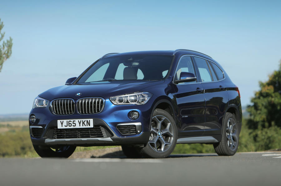 The much improved and now 4 star BMW X1