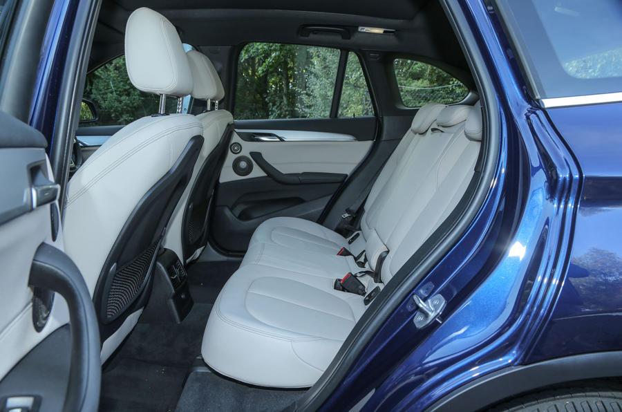 Bmw x1 rear legroom