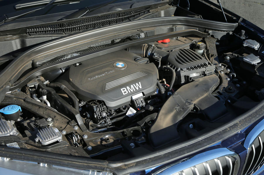 ... The 2.0 Litre Bi Turbo Diesel Engine In Our BMW X1 ...