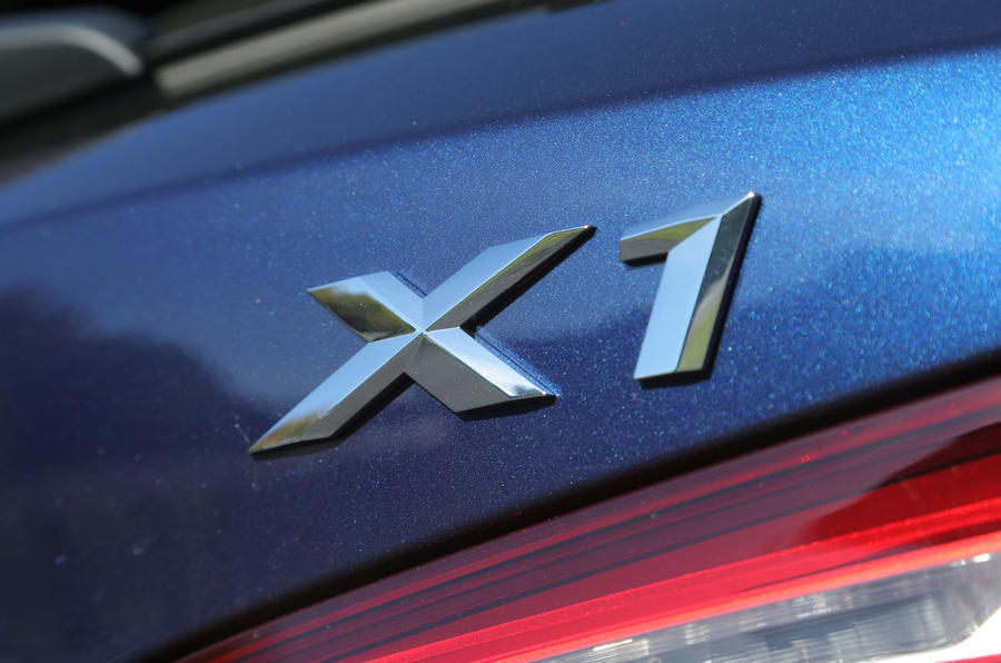 The new BMW X1 has the appeal and looks of a SUV