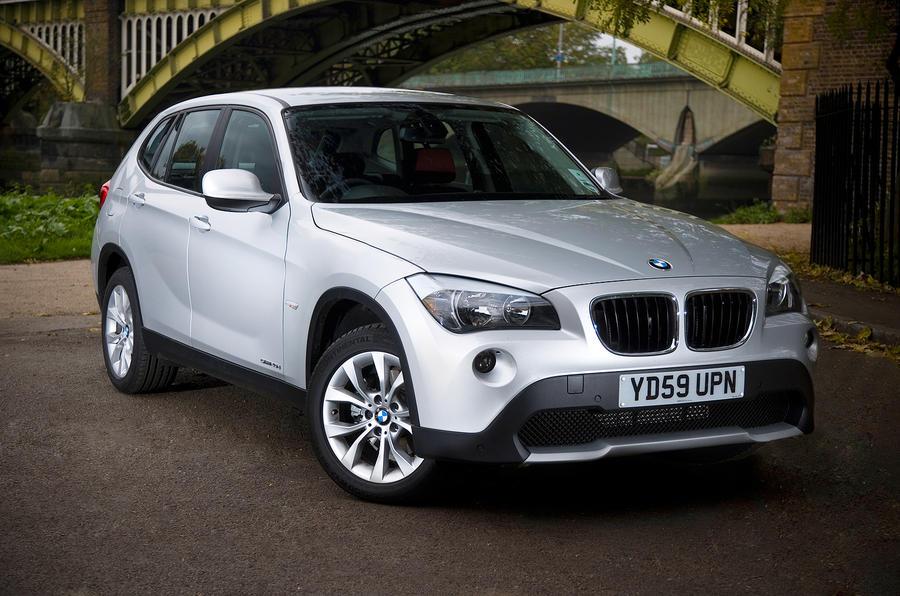4 star BMW X1