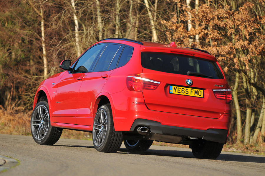 BMW X3 2011 2017 Review 2018