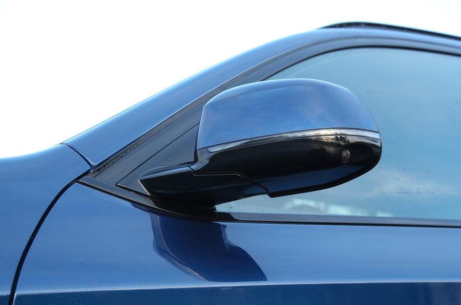 BMW X3 wing mirror