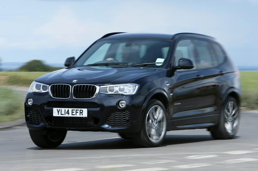 Bmw X3 Xdrive20d M Sport Diesel First Drive Review