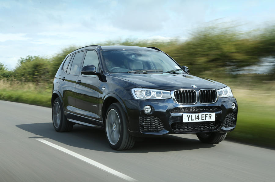 BMW X3 xDrive20d M Sport first drive review