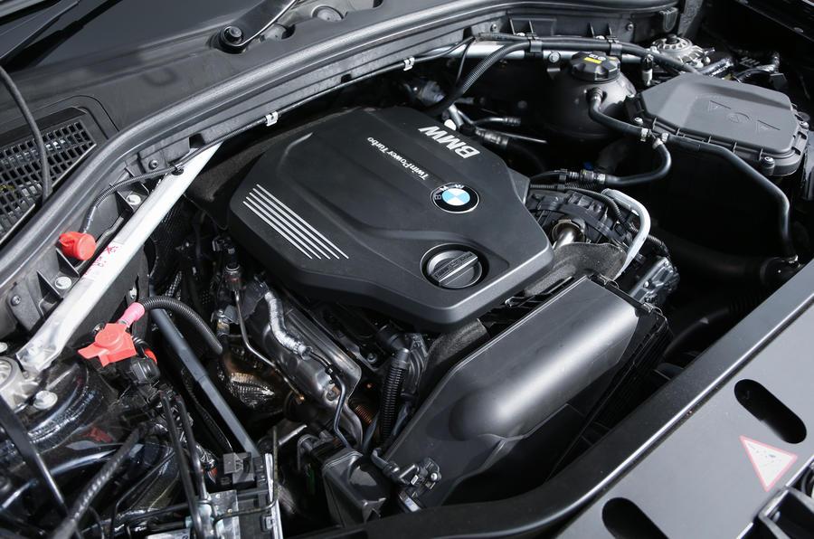 Bmw X3 Xdrive20d M Sport Diesel First Drive Review
