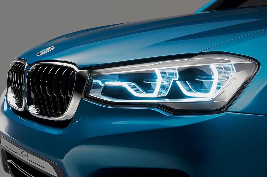 BMW reveals new X4 concept