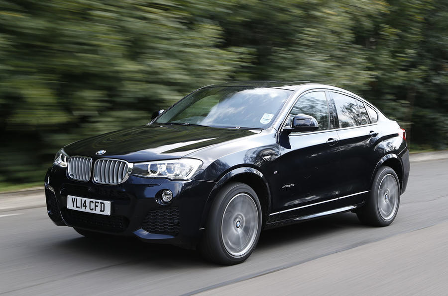 BMW X4 review | Autocar