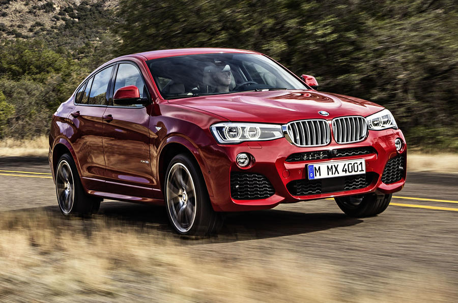BMW Plots Eightstrong SUV Family By Autocar - 2014 bmw x8