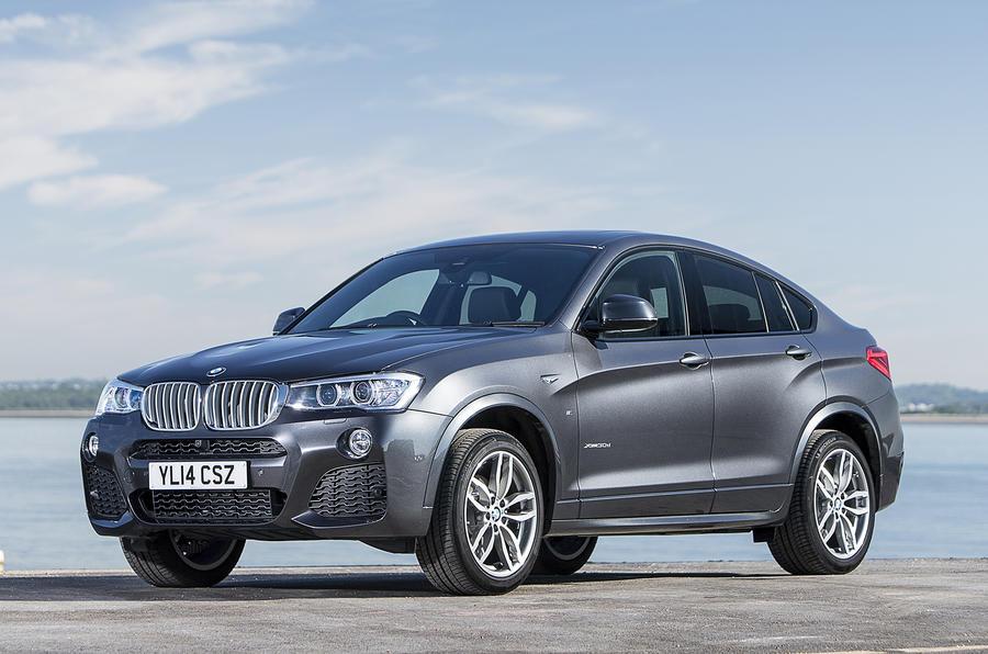 3.5 star BMW X4
