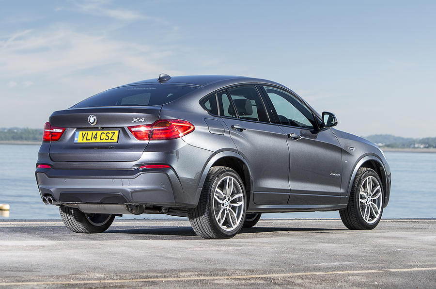Bmw X4 Uk First Drive
