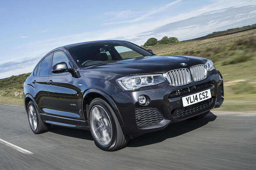 Bmw X4 Review 2017 Autocar