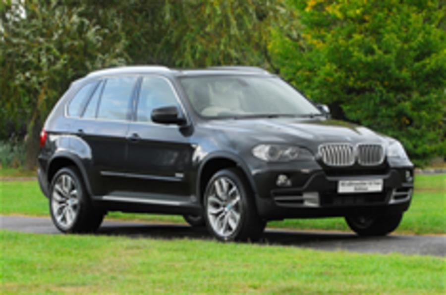 Special edition BMW X5 launched
