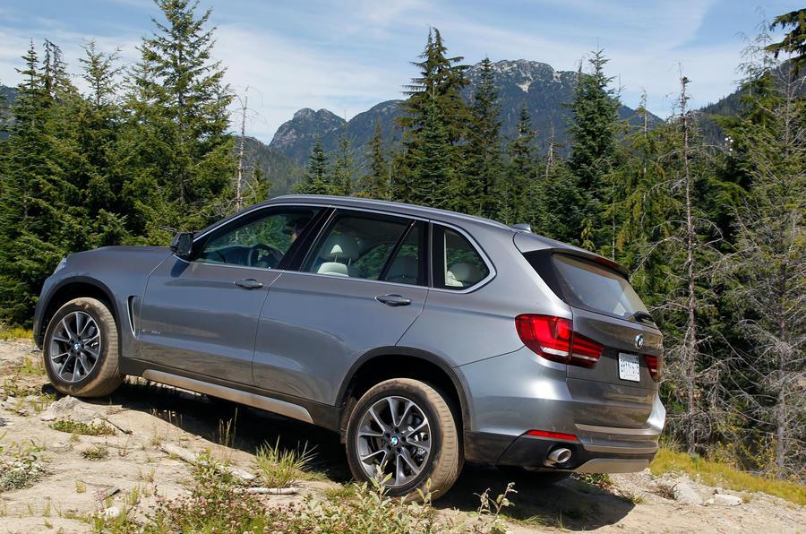 BMW X5 xDrive25d first drive review