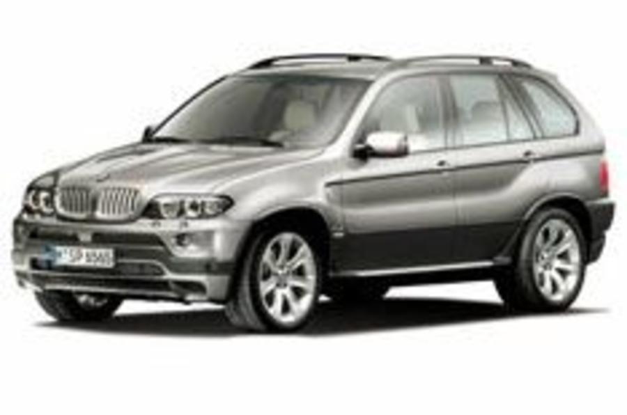 BMW reveals rapid X5