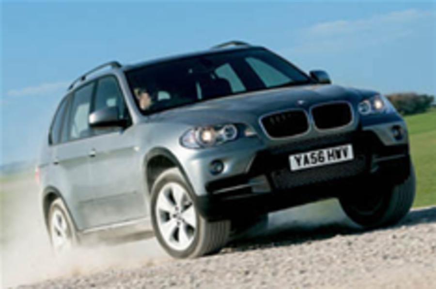 BMW X5s will dodge £25-a-day charge