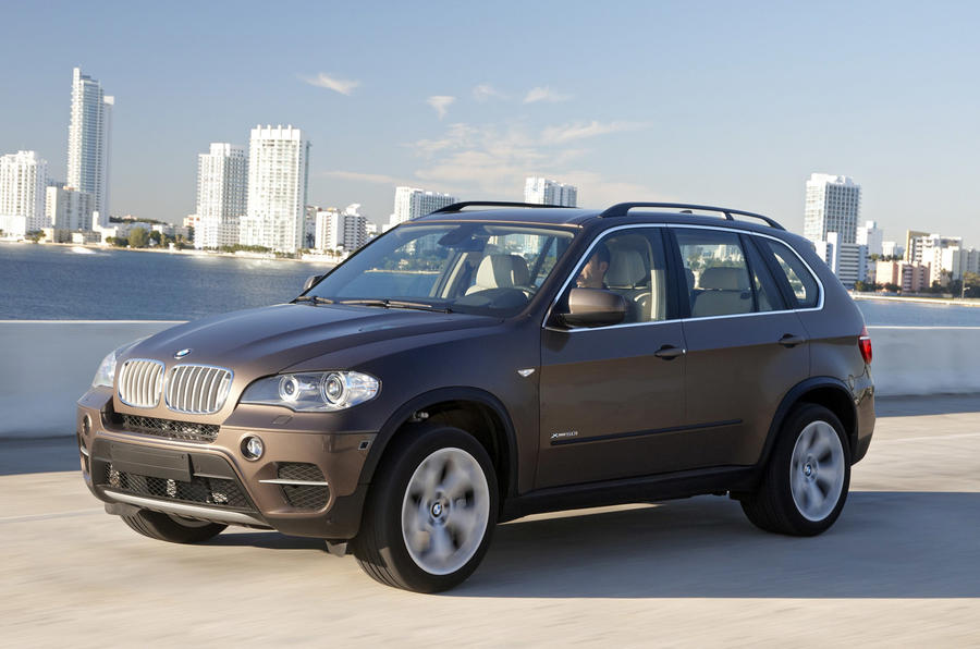 Geneva motor show: BMW X5