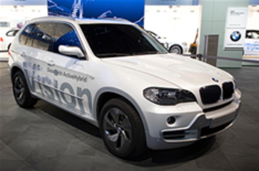 BMW's green revolution