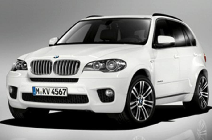 BMW X5 M Sport pack launched
